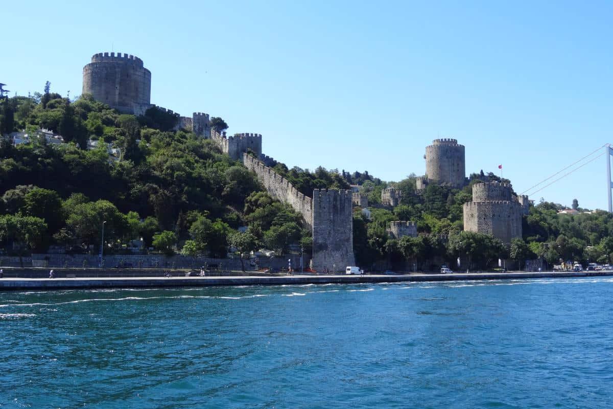 Die Festung Rumeli Hisarı