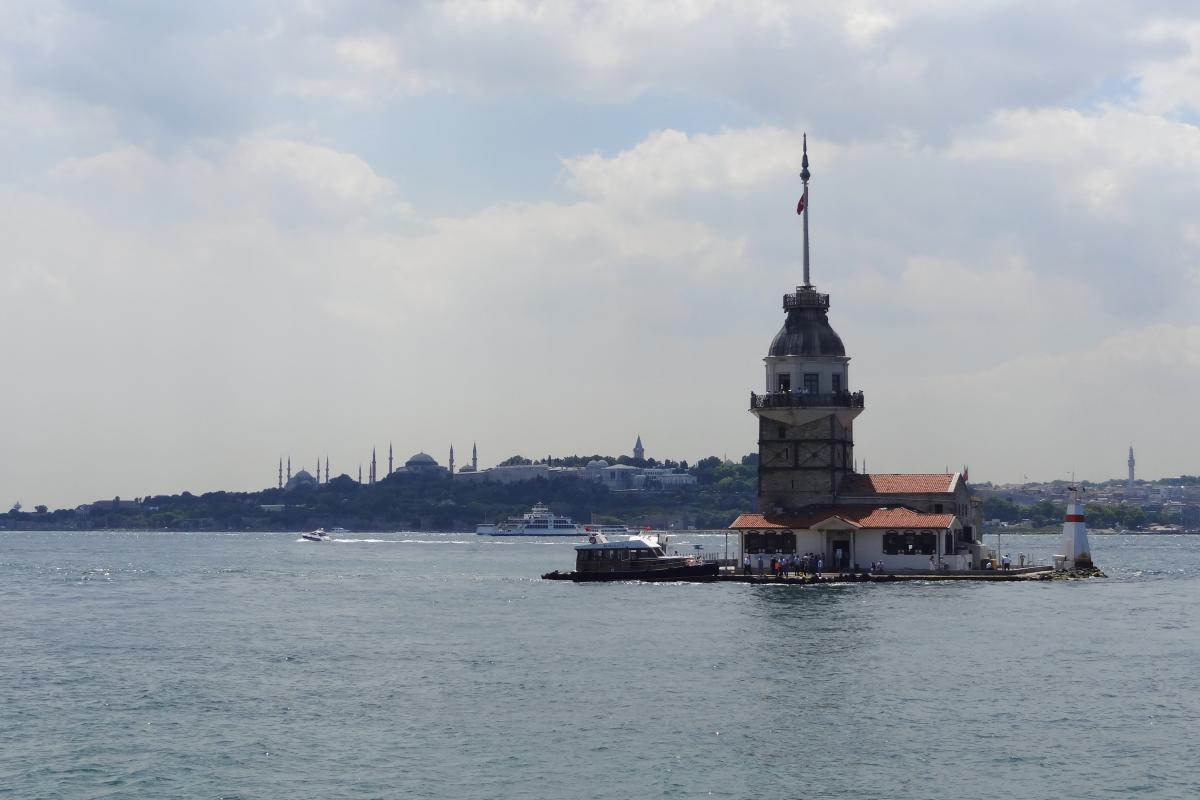 Mädchenturm am Bosporus