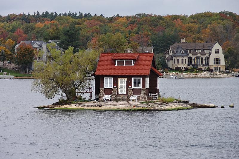 Blockhaus - Thousand Islands