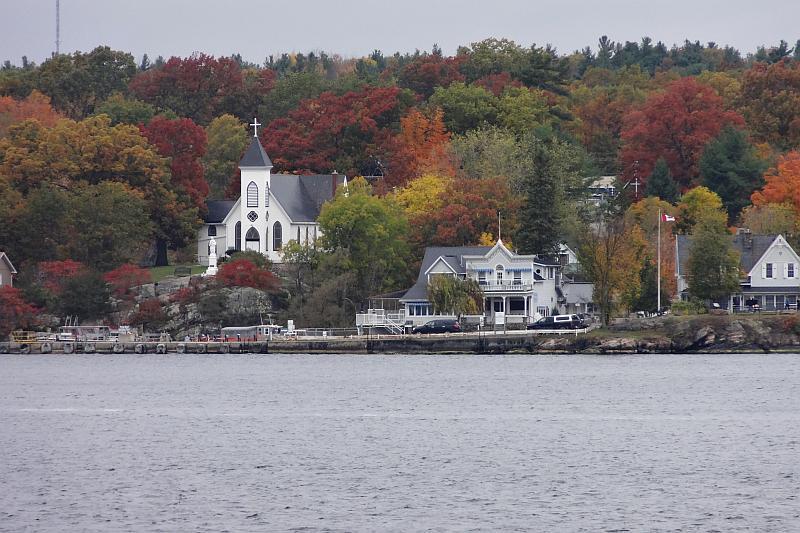 Herbstfarben - Thousand Islands