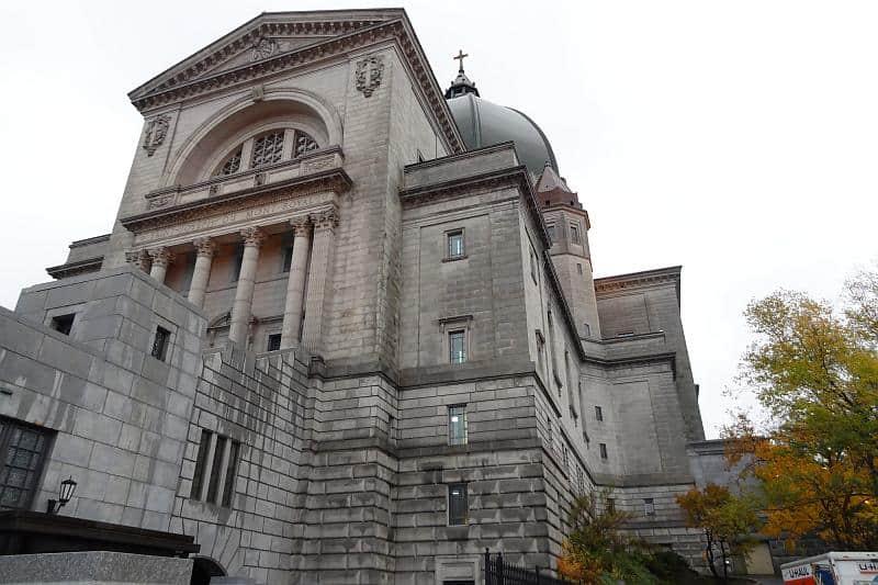 Oratoire St. Joseph, Montreal