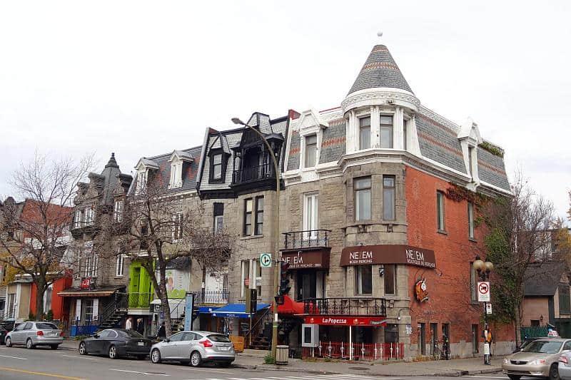 Plateau Mont-Royal, Montreal