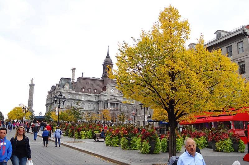 Place Jacques Cartier, Montreal