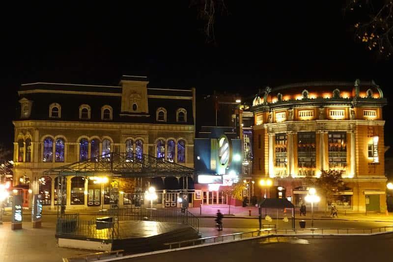 Place d'Youville, Québec