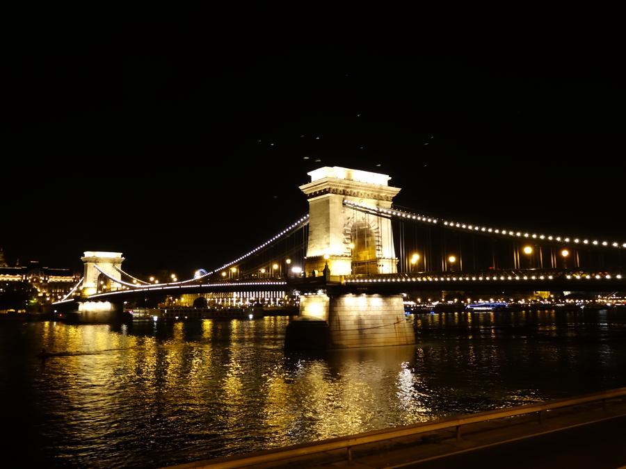 Budapest - Kettenbrücke