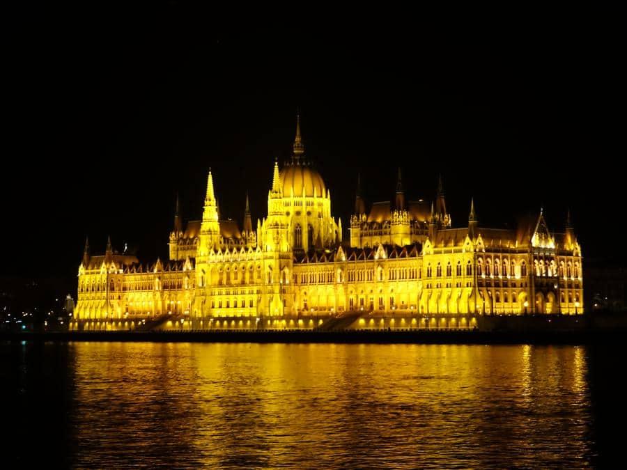 Budapest - Parlament
