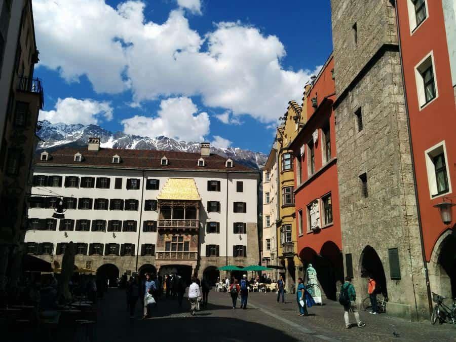 Innsbruck - Goldenes Dachl
