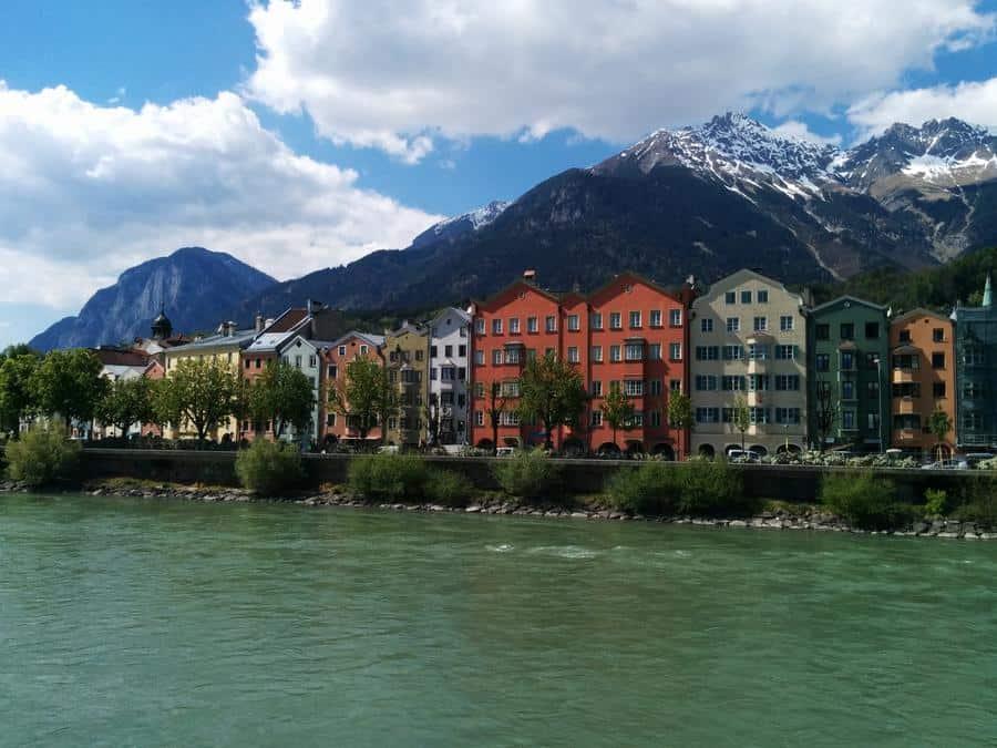 Innsbruck - Innufer