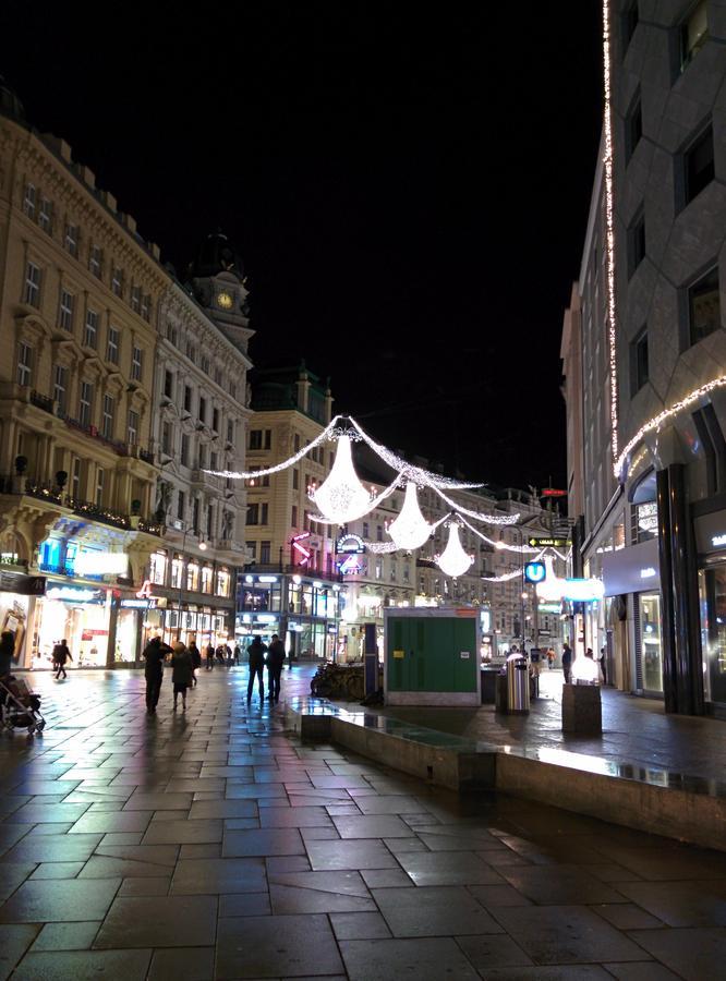Wien - Graben im Advent