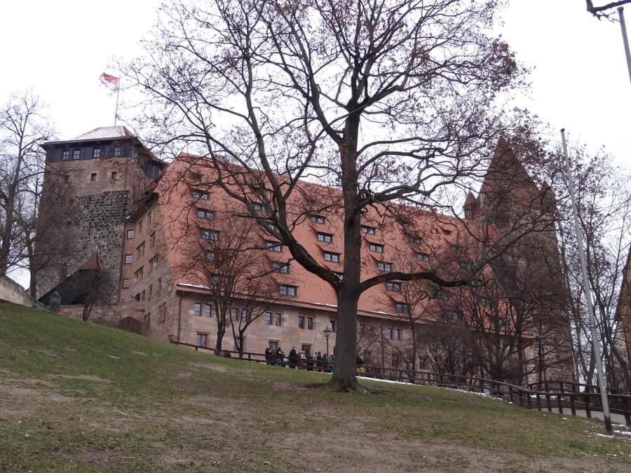 Nürnberg - Burgberg