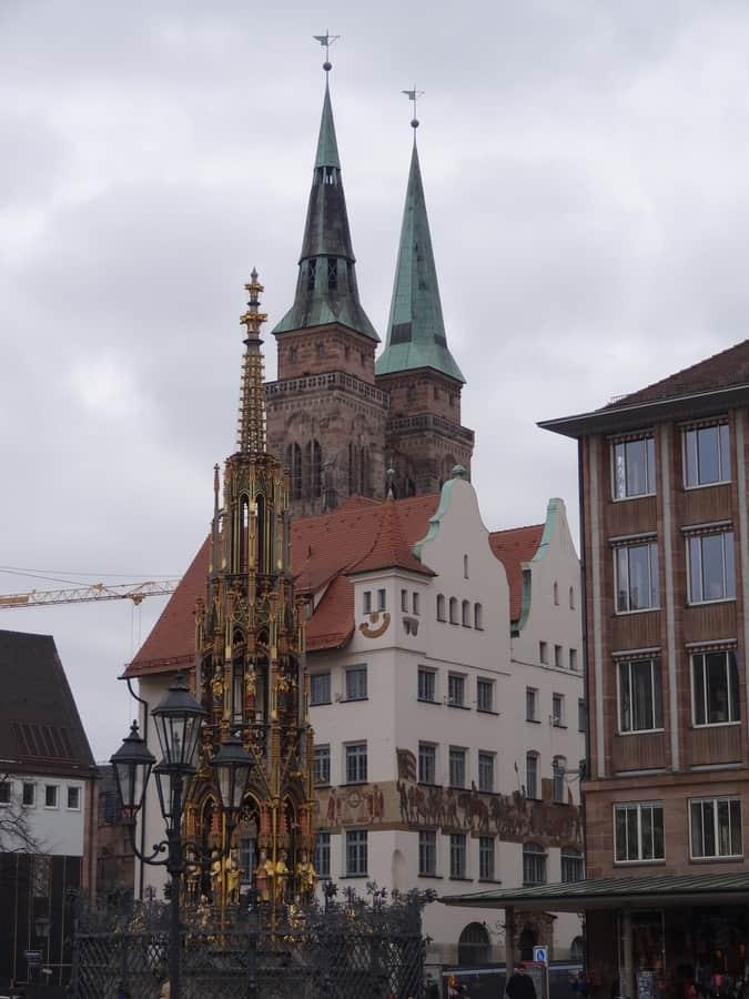 Nürnberg - Hauptmarkt