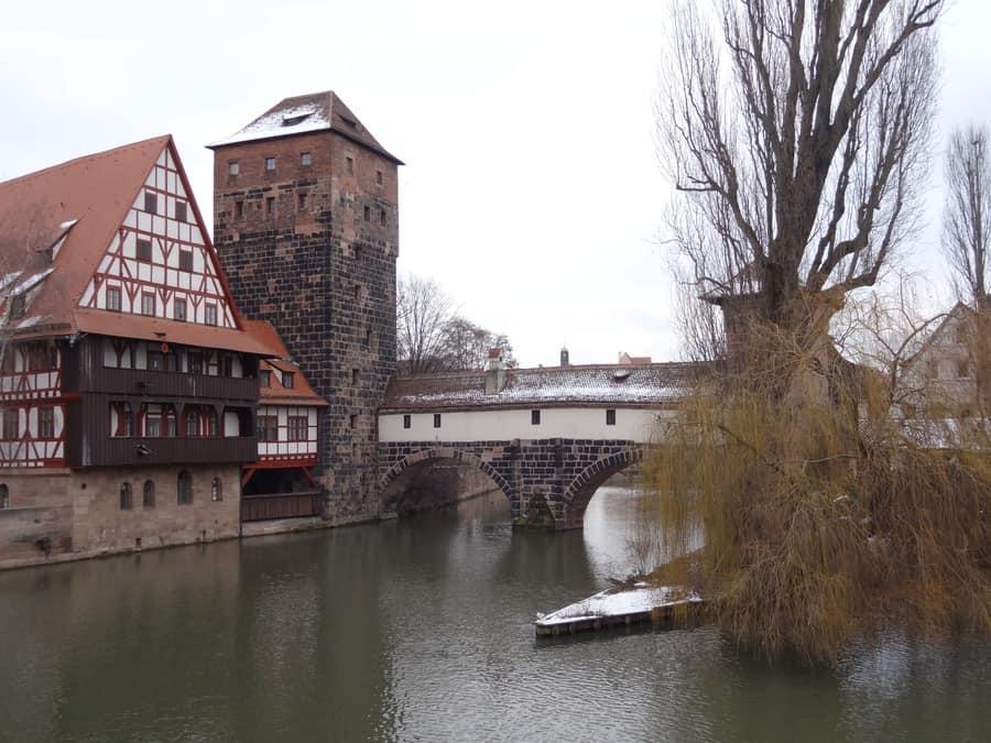 Nürnberg - Weinstadel