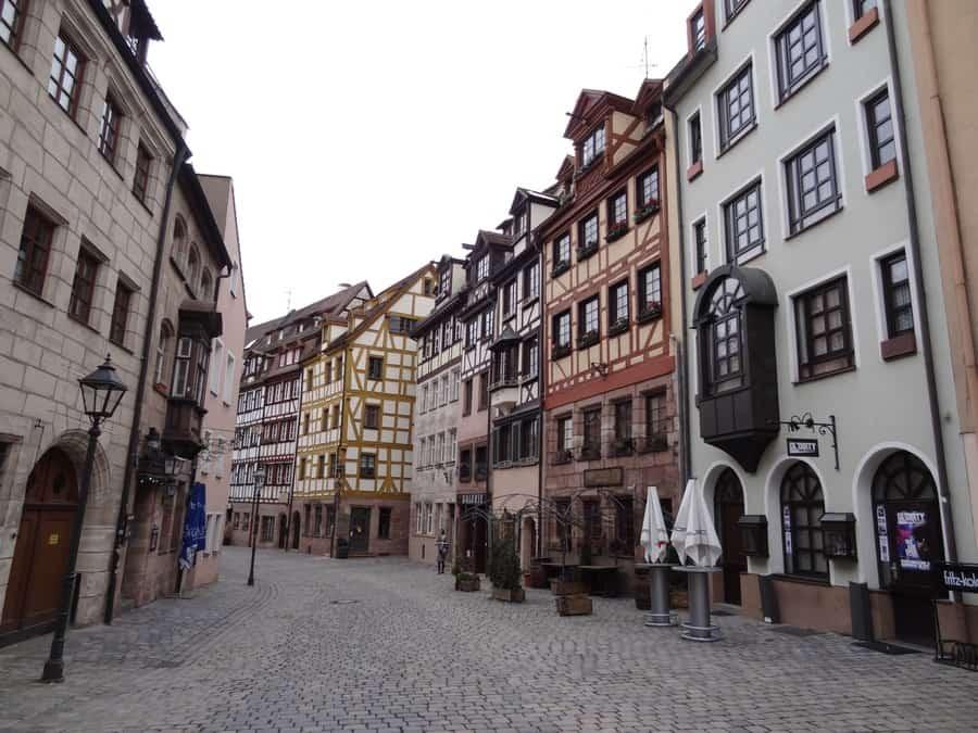 Nürnberg - Weißgerbergasse