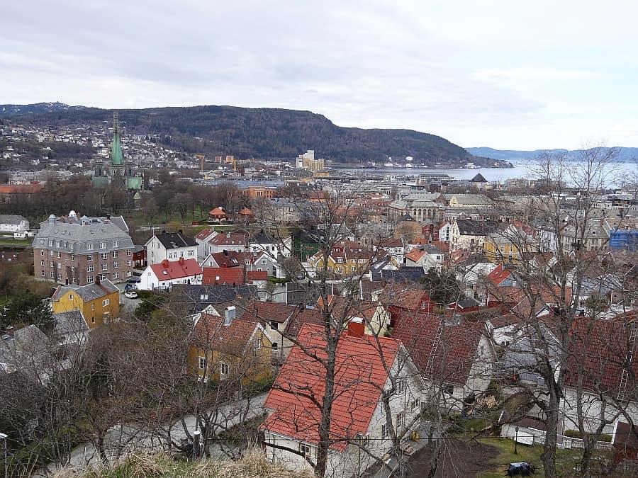 Trondheim - Kristiansten