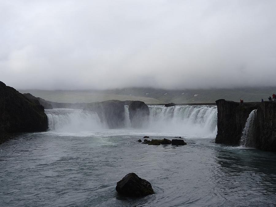 Island - Goðafoss