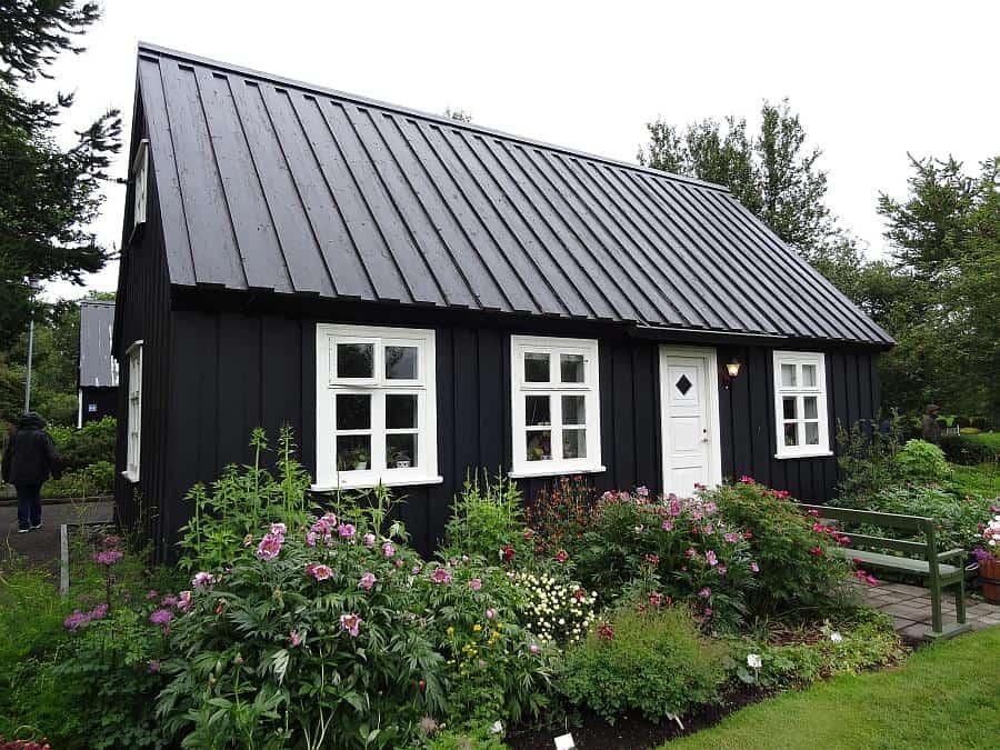 Akureyri - Lystgarður