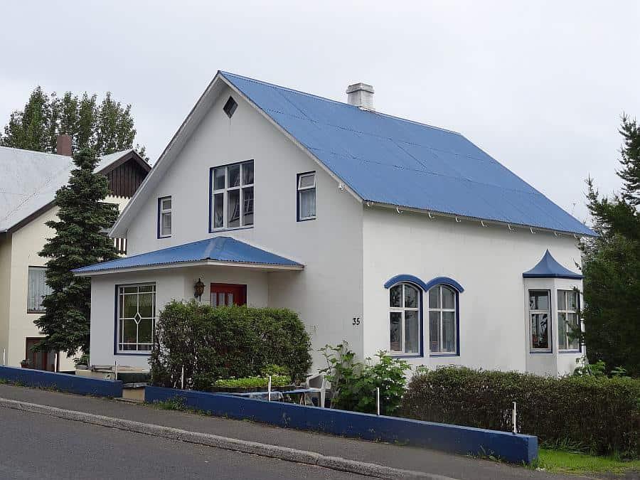 Akureyri - Zentrum