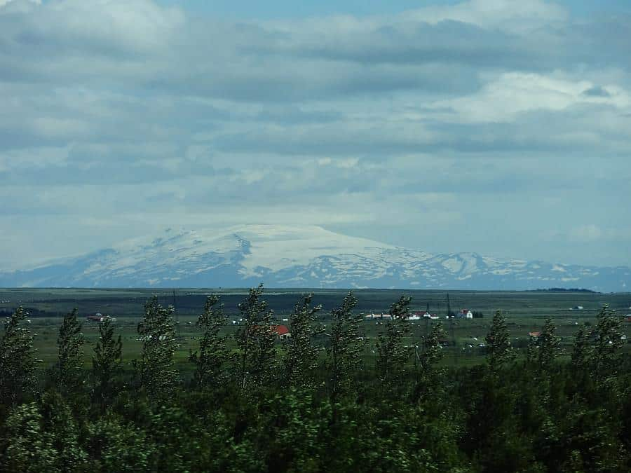 Island - Eyjafjallajökull