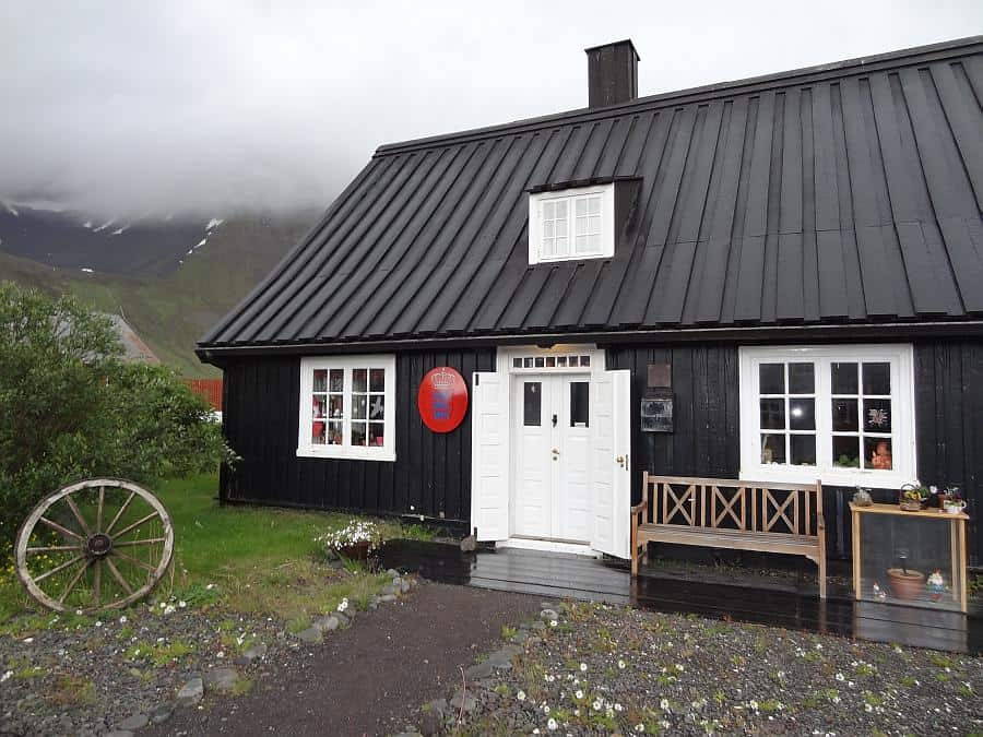 Ísafjörður - Hafen