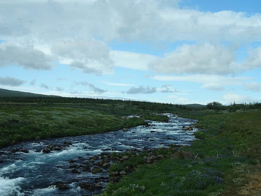 Island - Landschaft