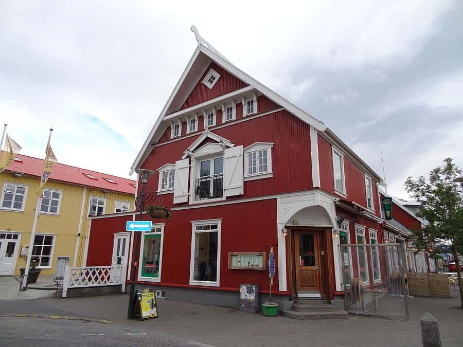 Reykjavik - Zentrum