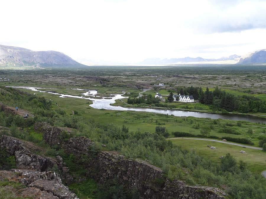 Island - Thingvellir