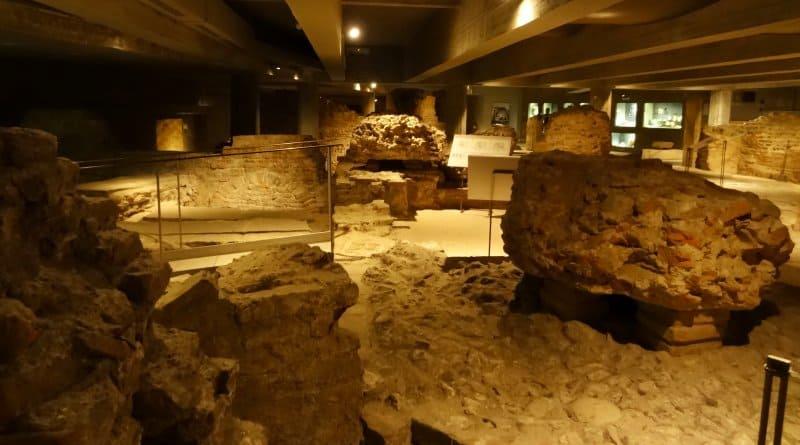 Duomo di Milano - Ausgrabungen