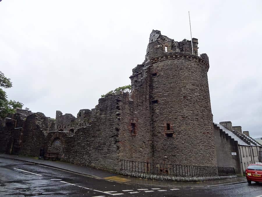 Kirkwall - Bishop's Palace