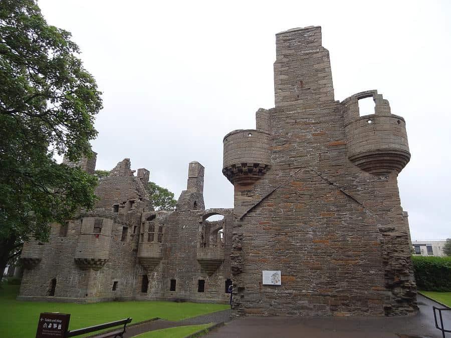 Kirkwall - Earl's Palace