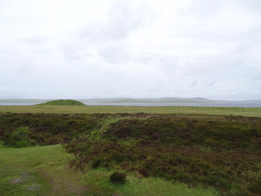Orkney - Hügelgrab