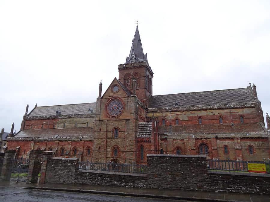 Kirkwall - St. Magnus Cathedral