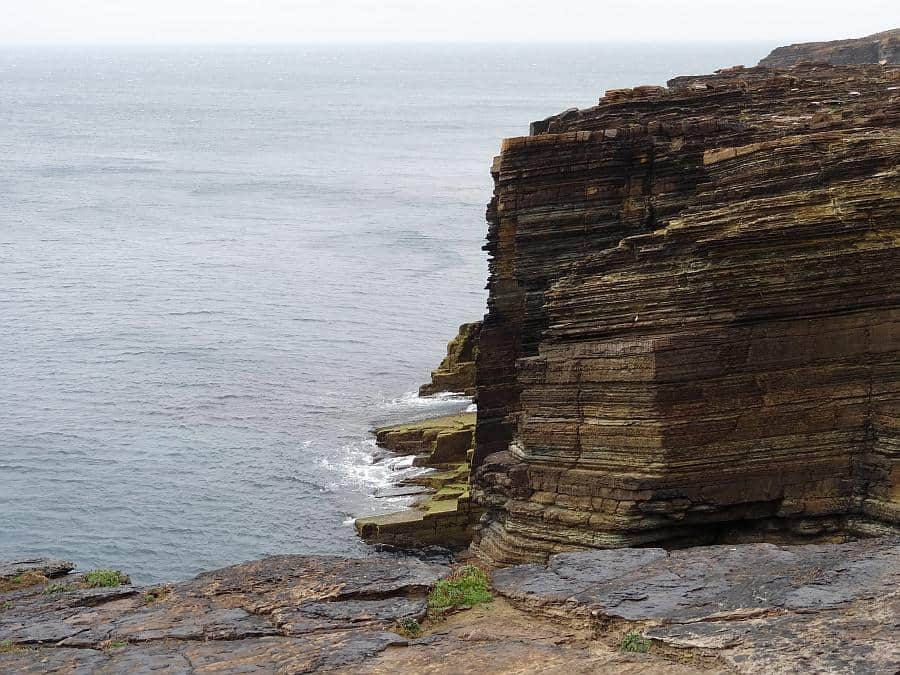 Orkney - Yesnaby Cliffs