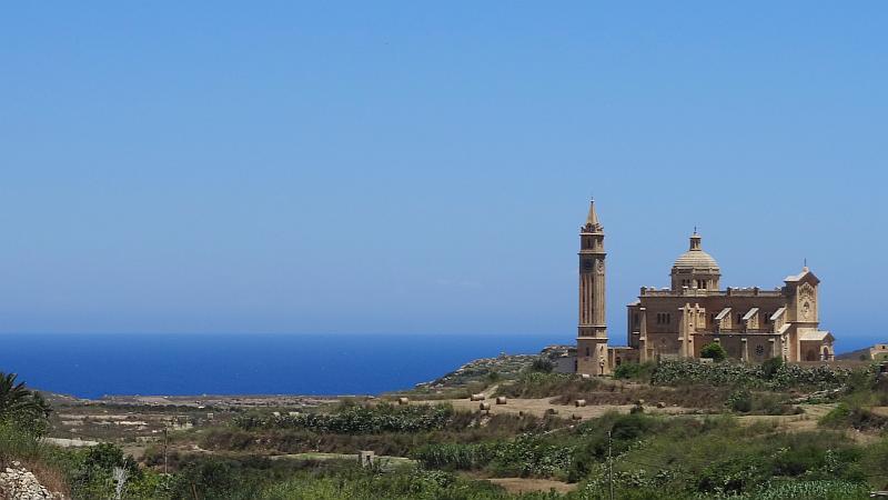 Basilika ta' Pinu, Gozo, Malta