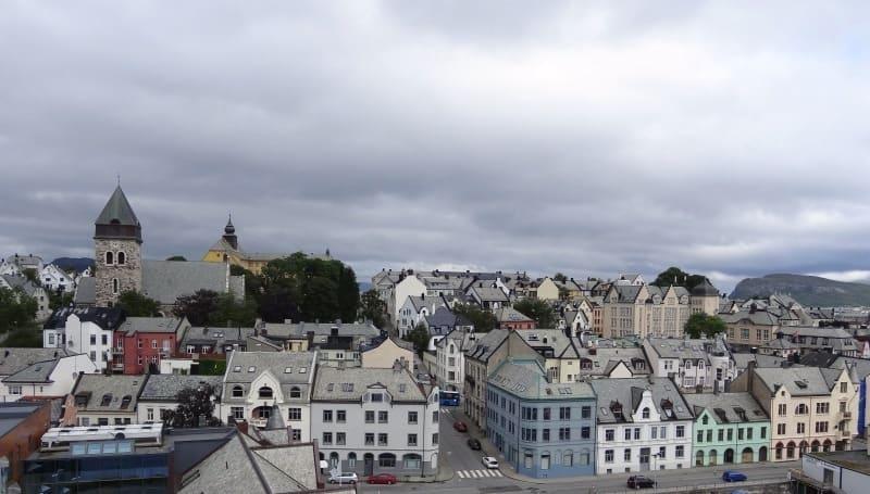 Ålesund - Panorama