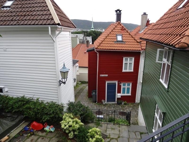 Bergen - Altstadt