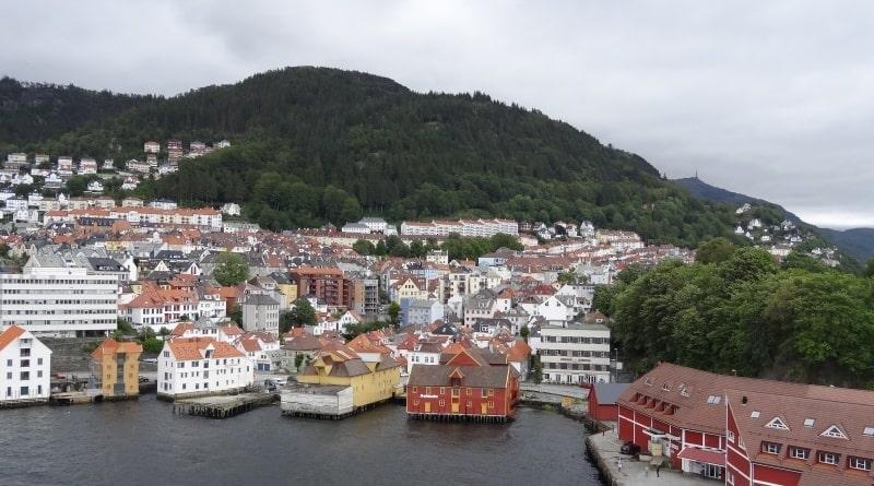 Bergen - Hafen
