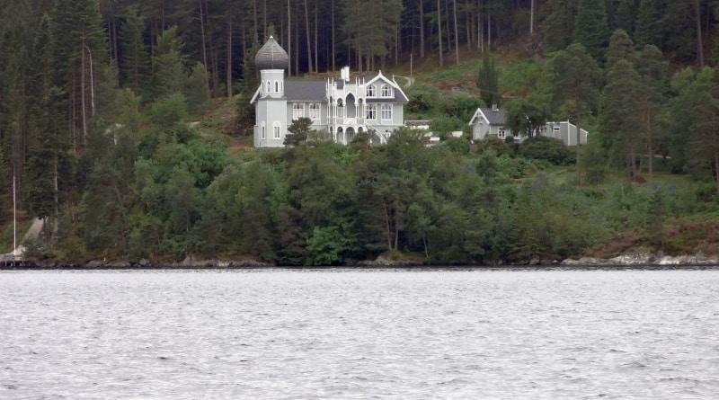Bergen - Ole-Bull-Haus