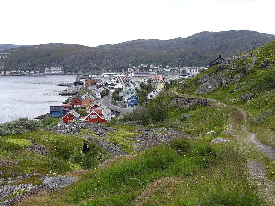 Hammerfest - Gammelveien