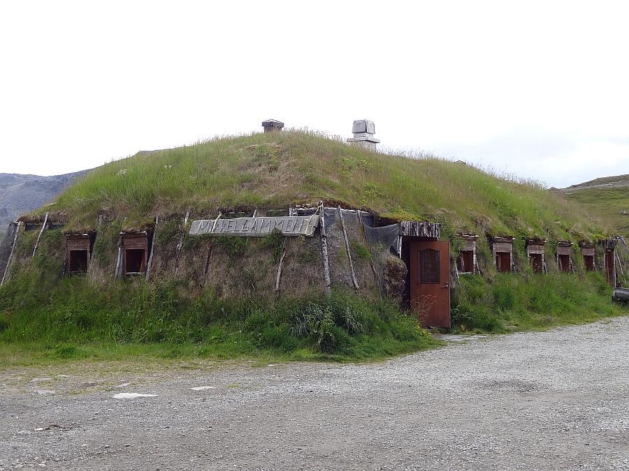 Hammerfest - Sami-Camp Mikelgammen