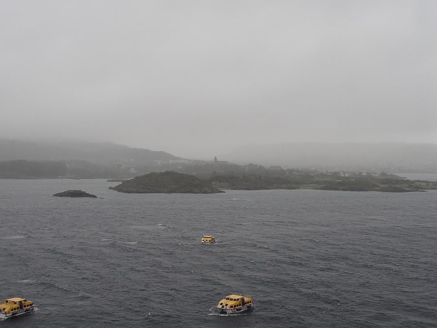 Lofoten - Tenderboote