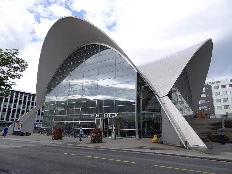 Tromsø - Zentrum