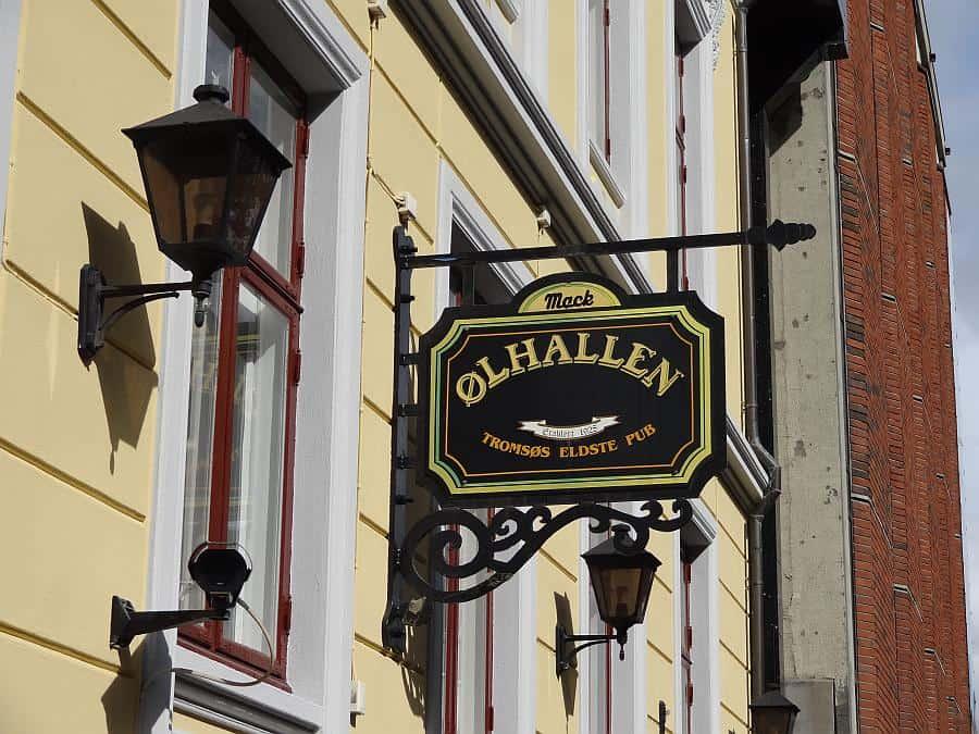 Tromsø - Mack Brauerei