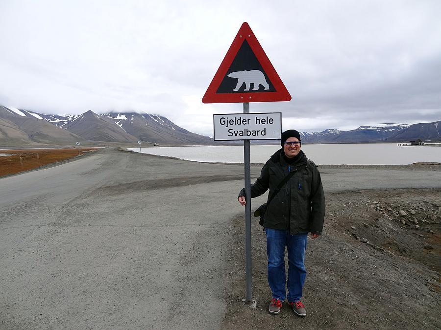 Spitzbergen - Adventdalen