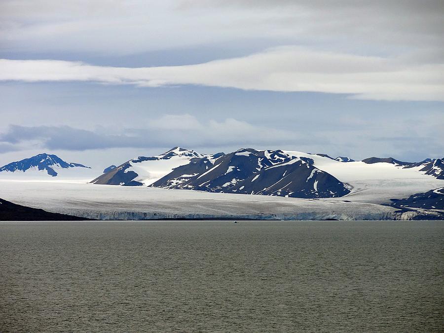 Spitzbergen - Gletscher