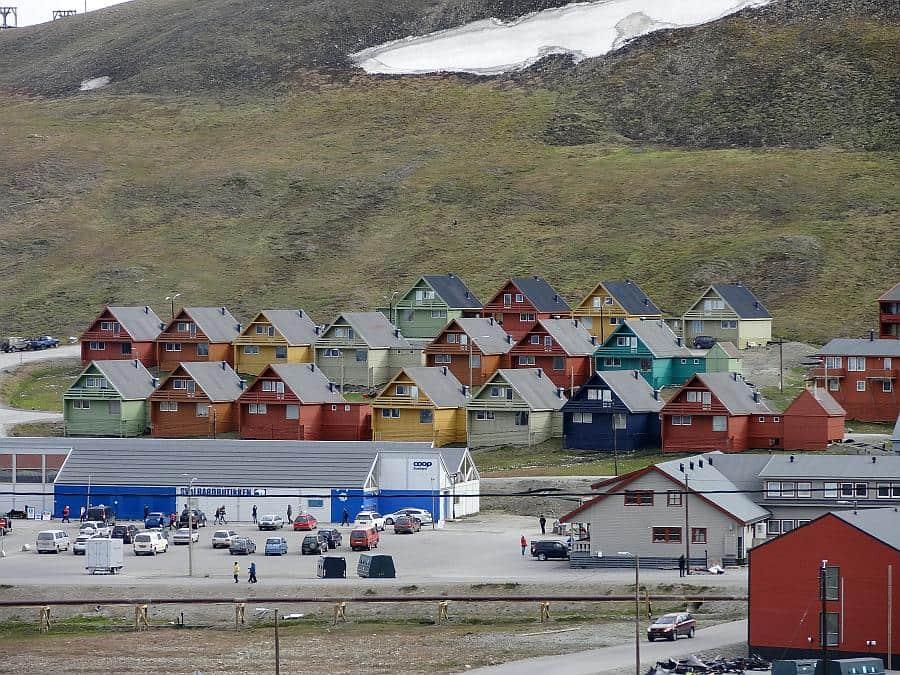 Spitzbergen - Longyearbyen