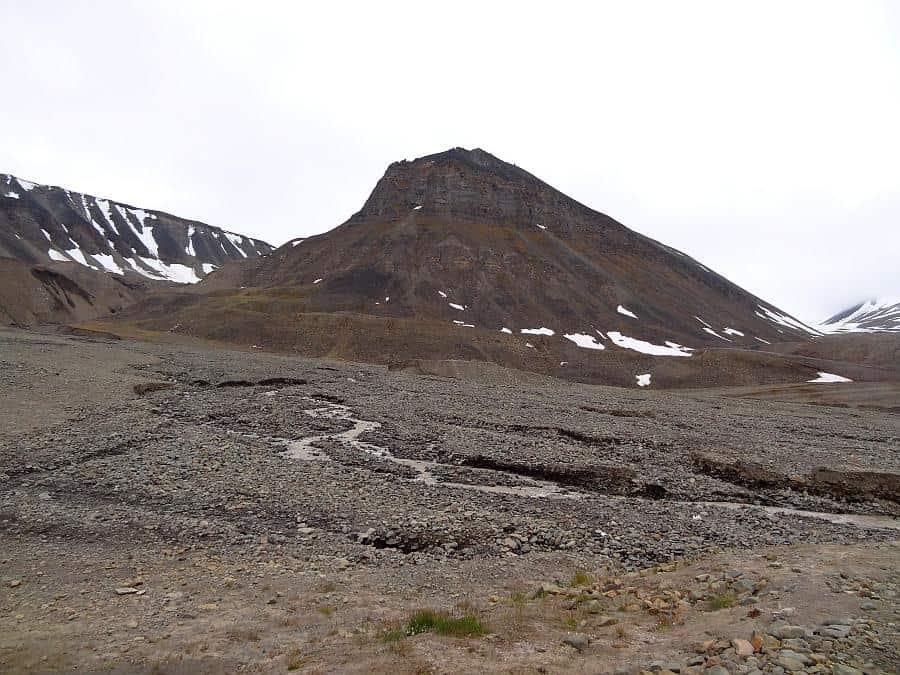 Spitzbergen - Longyeartal