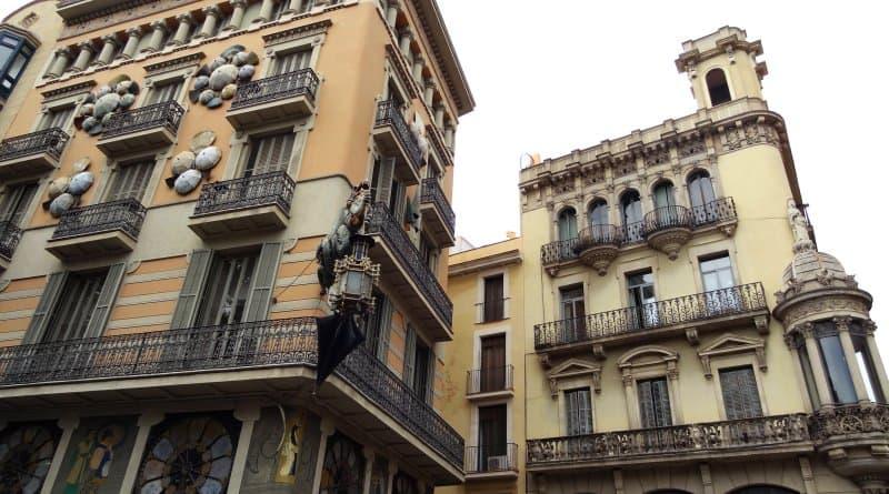 Les Rambles - Casa Bruno Quadros