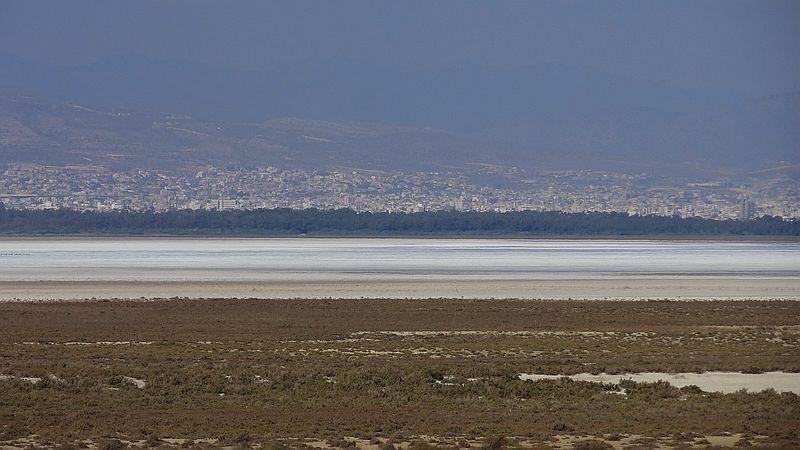 Akrotiri - Salzsee