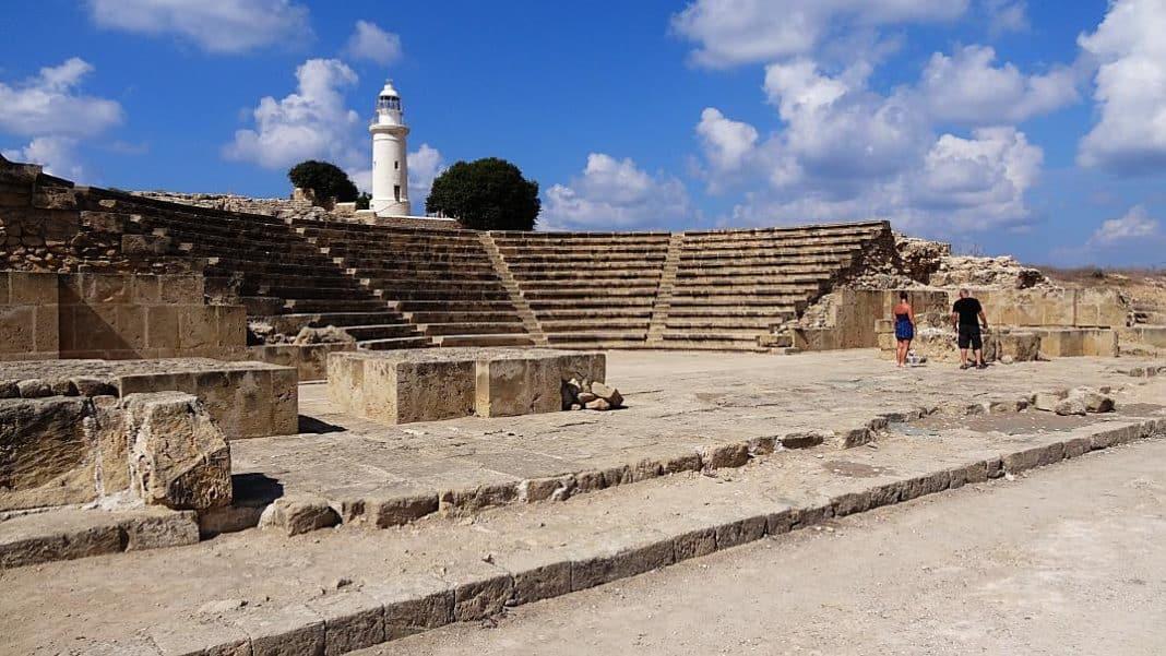 Pafos - Archäologisches Zentrum