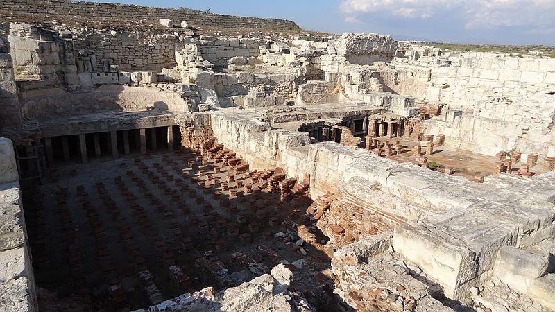 Kourion - Römisches Bad